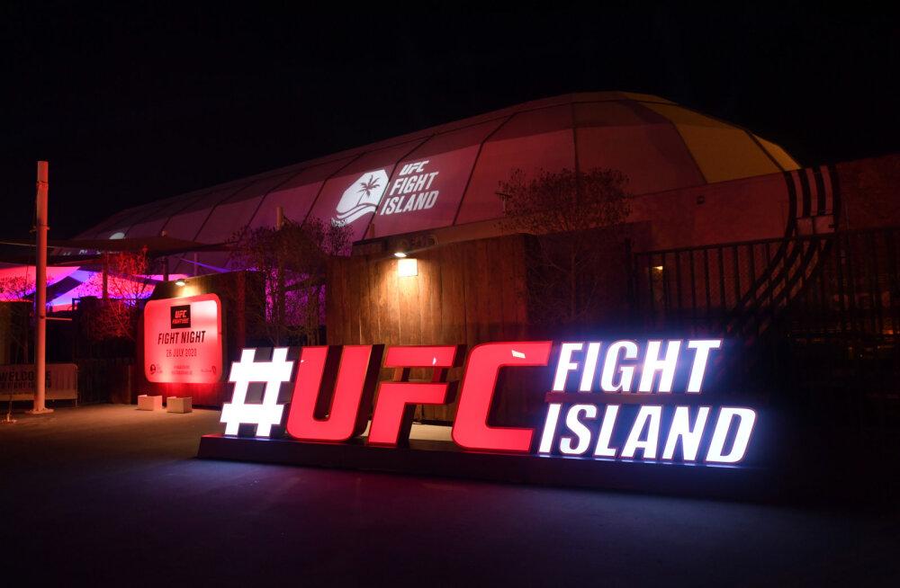 """ФОТО и ВИДЕО: """"Балтийский гладиатор"""" отметил дебют в UFC нокаутом"""