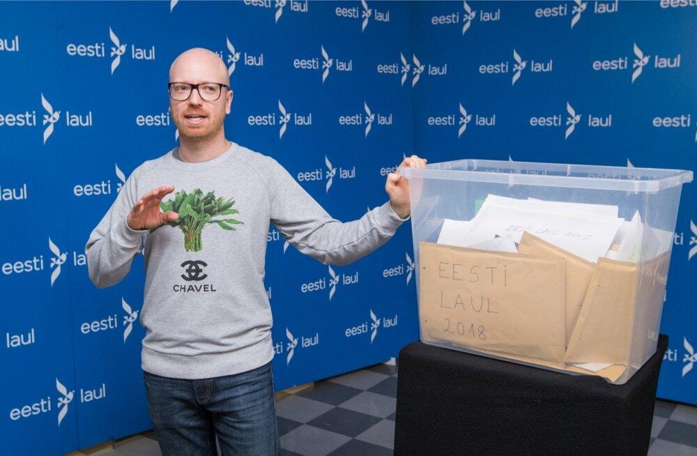 Eesti Laul 2018 oli Mart Normeti jaoks viimane.