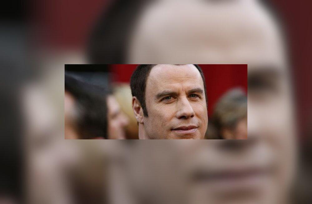 John Travolta leina ajal väljapressijate küüsis