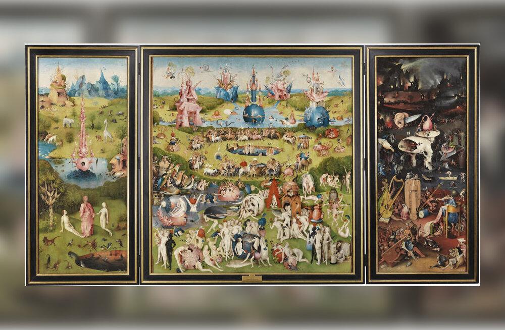 Музей Прадо выложил в сеть 11 тысяч оцифрованных экспонатов