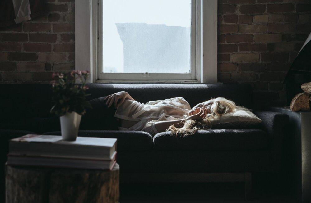 Sireti lugu: napsitan õhtuti, sest ma ei taha seksida oma mehega