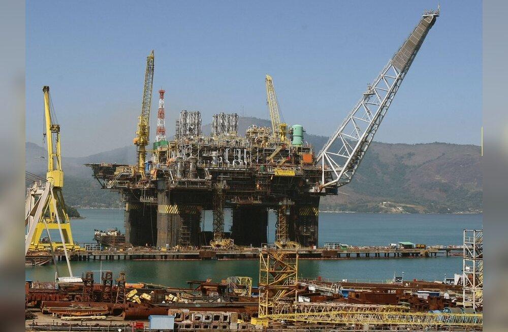 Naftapuurimises mõju keskkonnale vähendaks kristallfiltrid