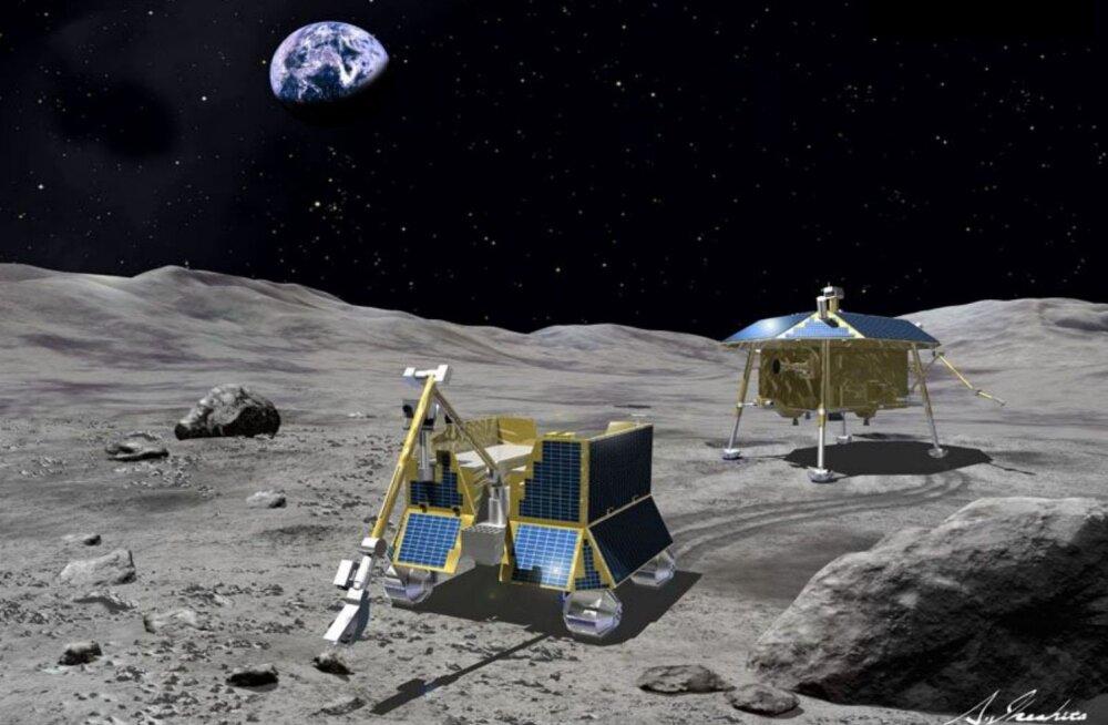 Jaapan kavatseb oma astronaudid Kuule viia juba enne eurooplasi, venelasi ja hiinlasi