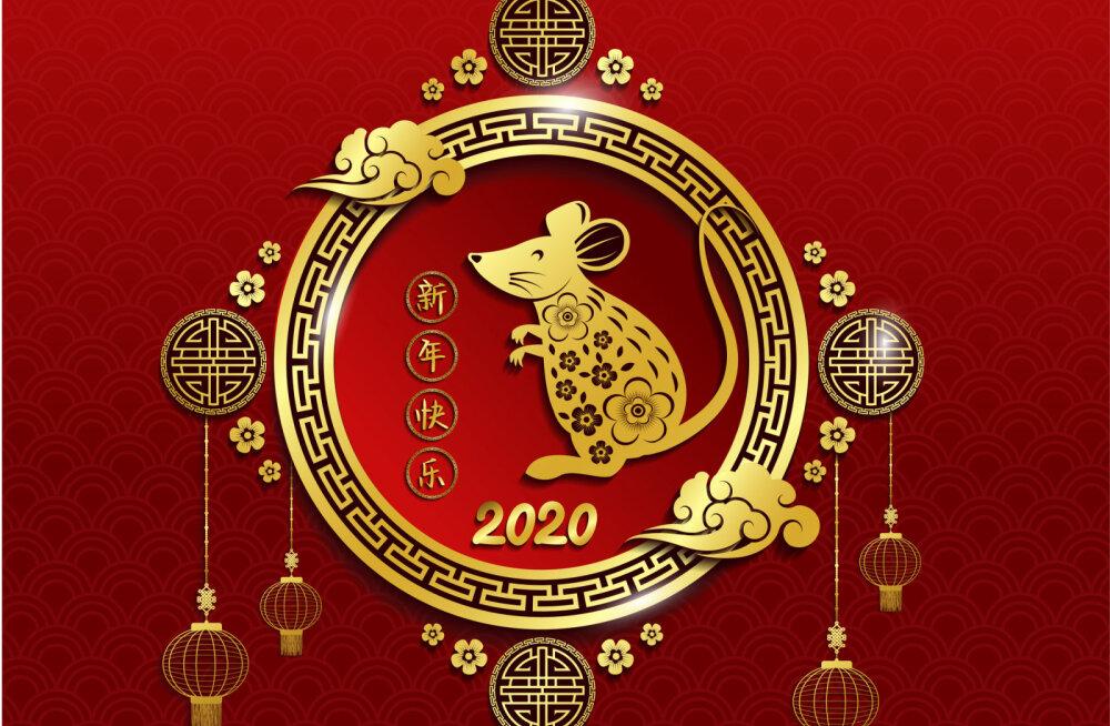 Hiina kalendri järgi algas metallroti aasta: mida see sinu jaoks kaasa toob?