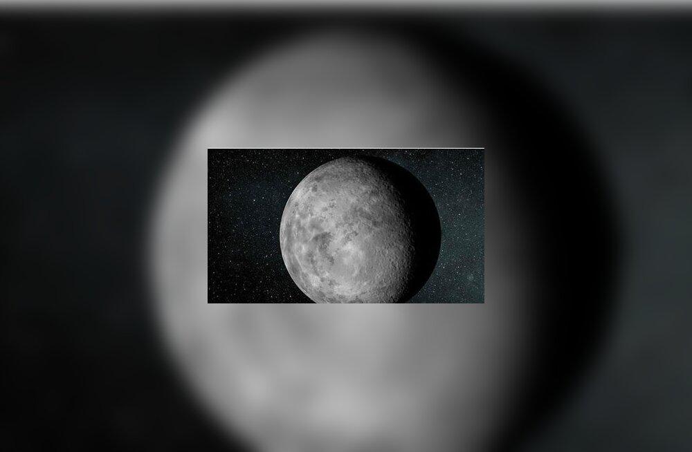 Leiti Merkuurist väiksem eksoplaneet: Kepler 37b