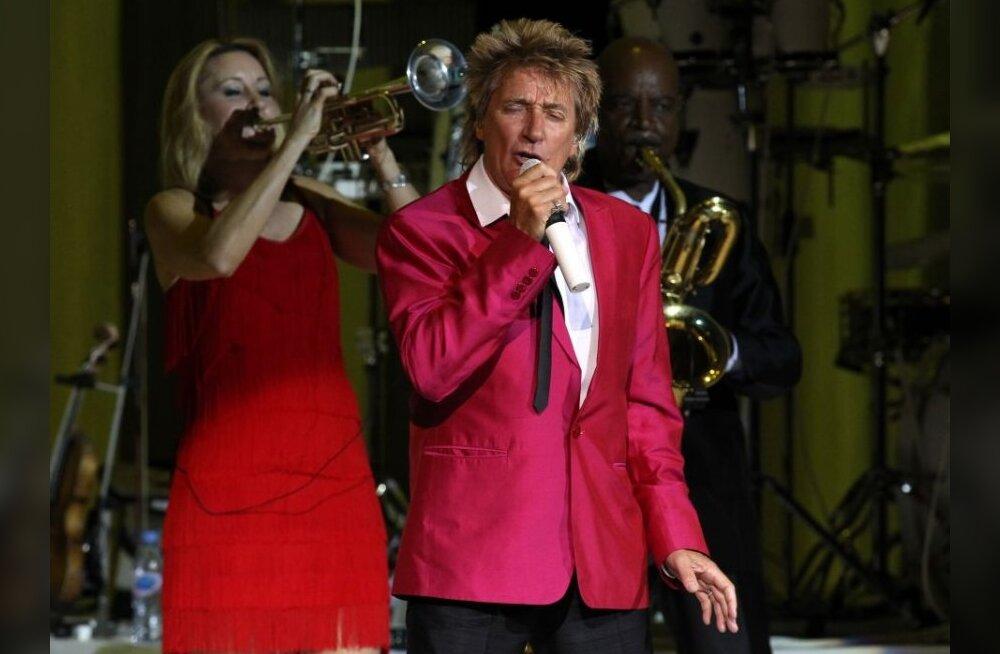 ANNA TEADA: Millise mulje jättis Rod Stewarti kontsert?