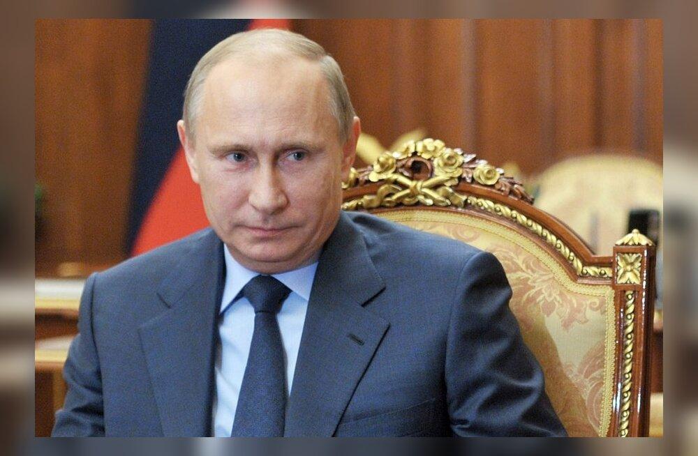 Putin esitatakse Nobeli rahupreemia kandidaadiks