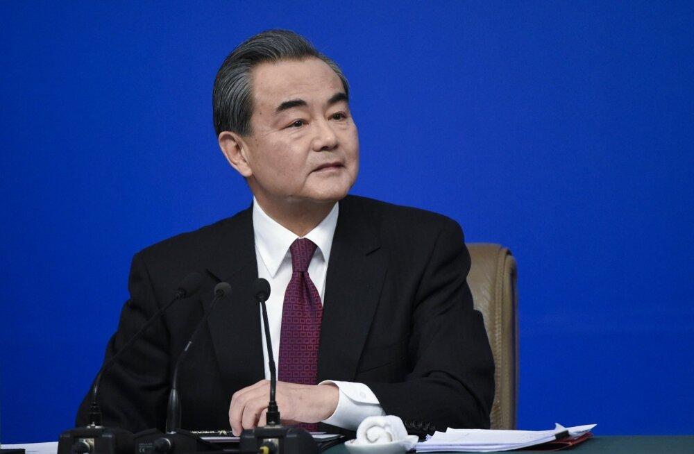 Hiina kutsus Põhja-Koread tuuma- ja raketikatsetusi ning USA-d ja Lõuna-