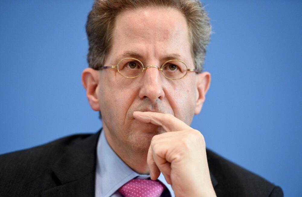 Saksa julgeolekuteenistuse juht: meil peab olema võime küberrünnakule vasturünnakuga vastata