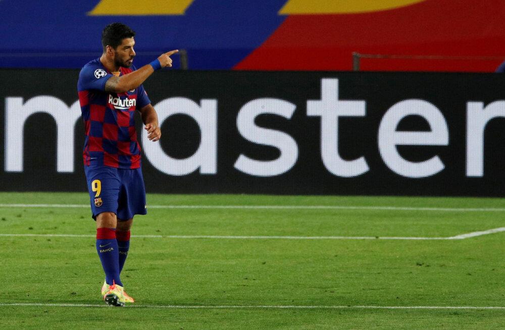 Luis Suarezest lahti saada sooviv Barcelona peab selle nimel lauale käima miljoneid