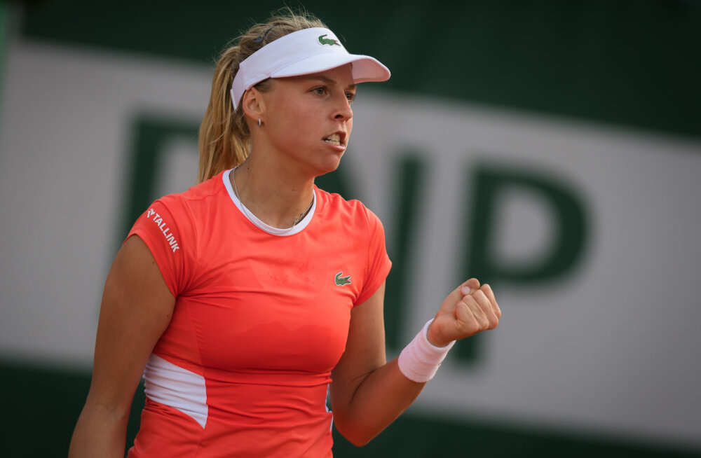 Mida toob WTA edetabel Eesti tippudele pärast French Openit?