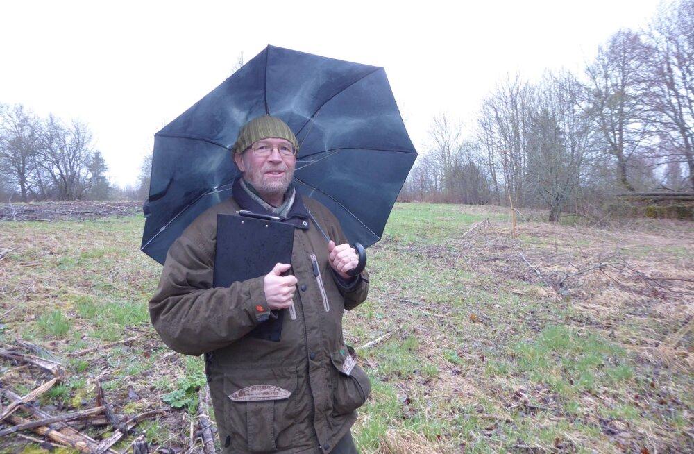 PRESIDENT TUNNUSTAB | Eerik Leibak - mees, kes tunneb Eesti loodust pääsukestest rahvusparkideni