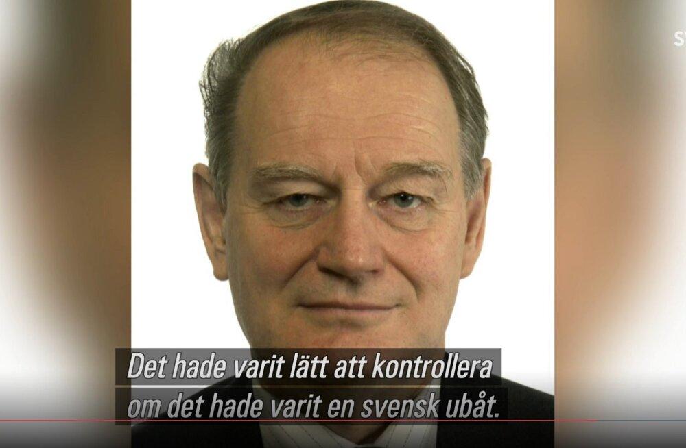 Rootsi tollane kaitseminister: Estonia Rootsi allveelaevaga kokkupõrke varjamine oleks nõudnud tohutut kinnimätsimisoperatsiooni