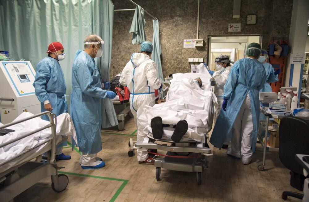 Шокирующий рассказ пациента с ковидом: вначале простуда, потом — кома