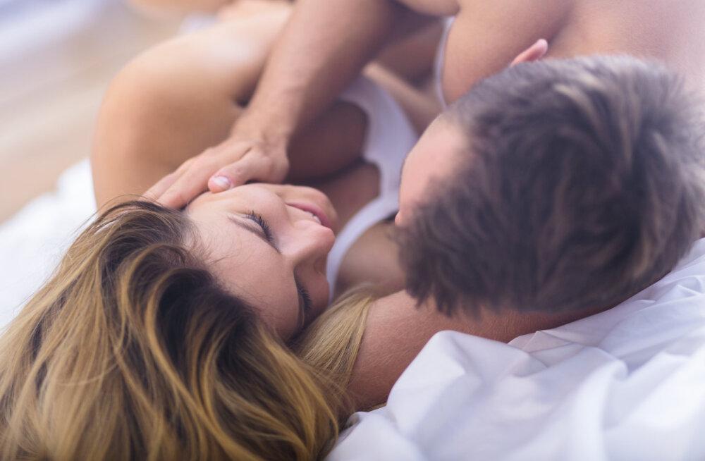 Kui sa tahad oma seksielu oluliselt paremaks muuta, peaksid hakkama oma kallimaga just hommikuti linade vahel vallatlema