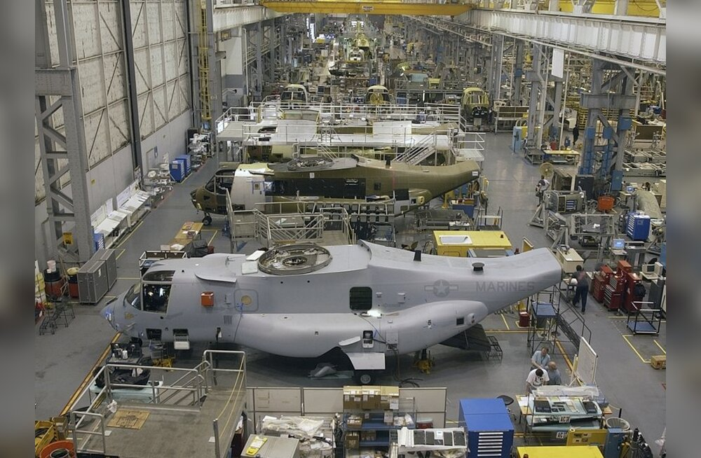 Boeingu sõjatehases USA-s äritseti ebaseaduslikult retseptiravimitega