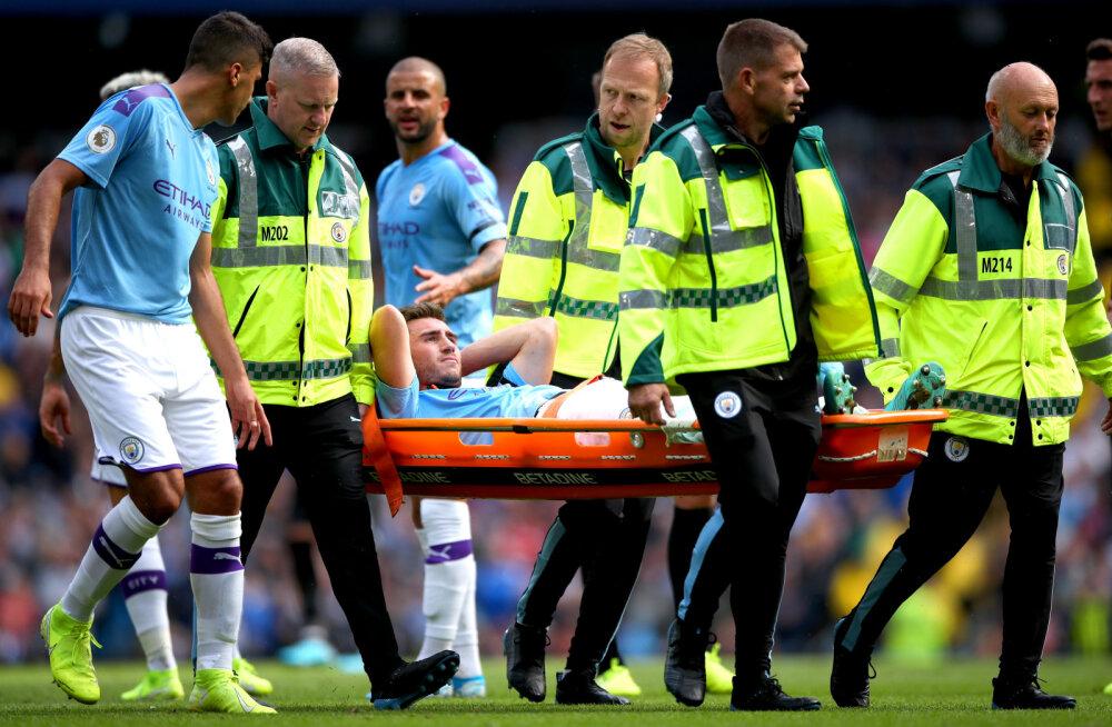 Manchester Cityt tabas valus tagasilöök
