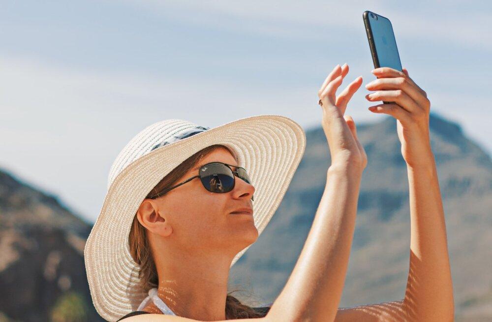 Ettevaatust! Puhkuse ajal võib su telefon olla veel suuremas ohus, mistõttu tasub järgnevat meeles pidada