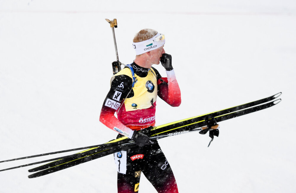 Kindel Bö ei jätnud teistele võimalust ka hooaja viimasel etapil