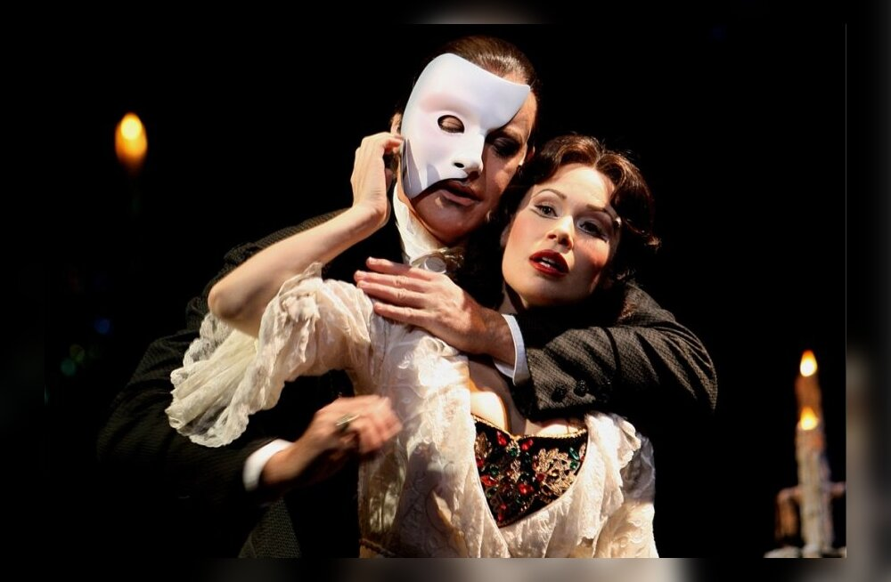 AUSTRALIA-ENTERTAINMENT-MUSICAL-PHANTOM OF THE OPERA