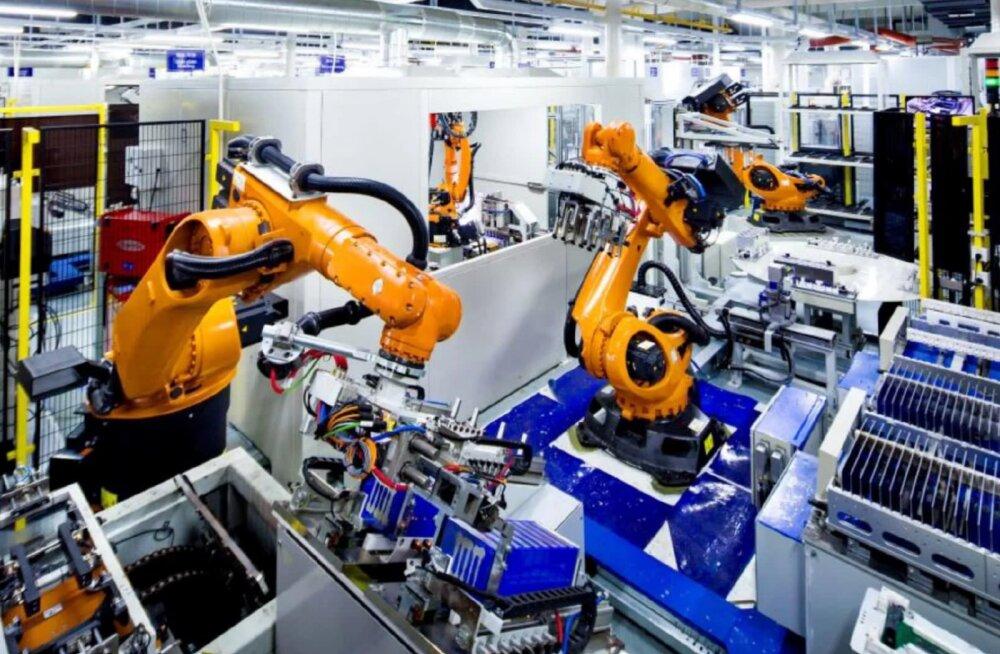 Hiina ettevõte plaanib uudse lähenemisega elektriautode sõiduulatust kasvatada