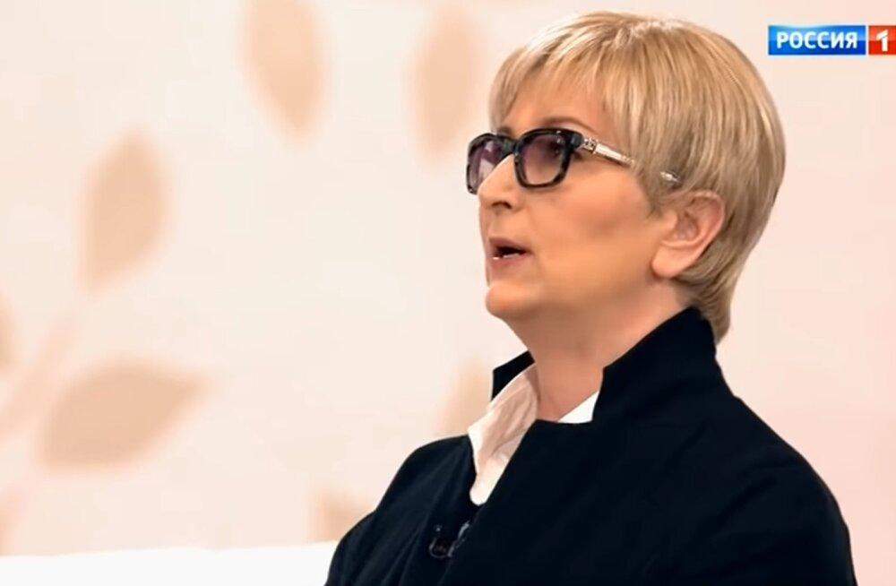 Похудевшая на 100 килограммов Татьяна Устинова: после развода муж сказал, что я дура