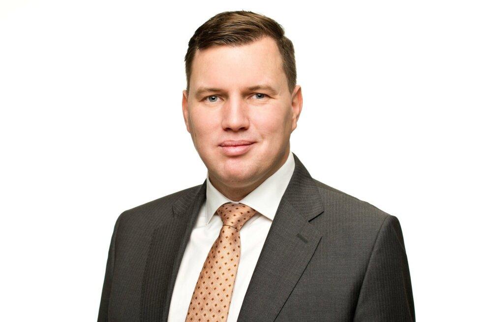 Erki Aamer, KredEx Krediidikindlustus