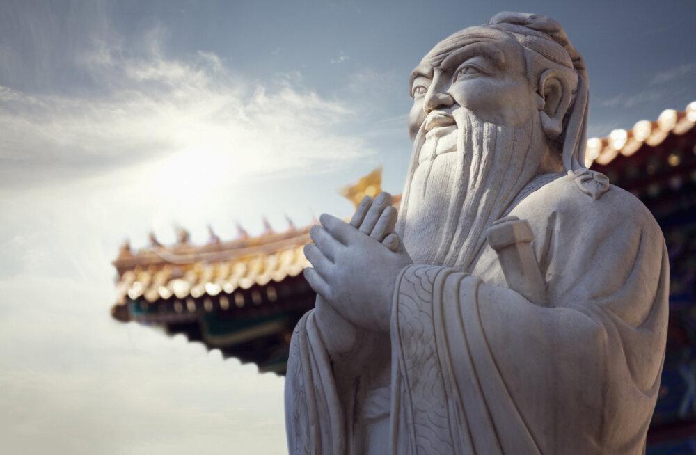 12 mõtlemapanevat tsitaati Konfutsiuselt