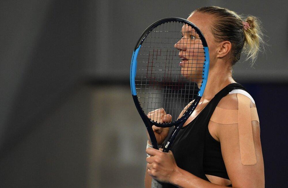 Kahju! Kaia Kanepi kaotas Charlestoni turniiri kaheksandikfinaalis Australian Openi poolfinalistile