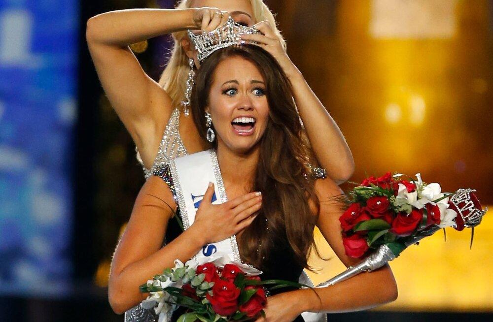 Miss Ameerika 2018 valimised Atlantic City's