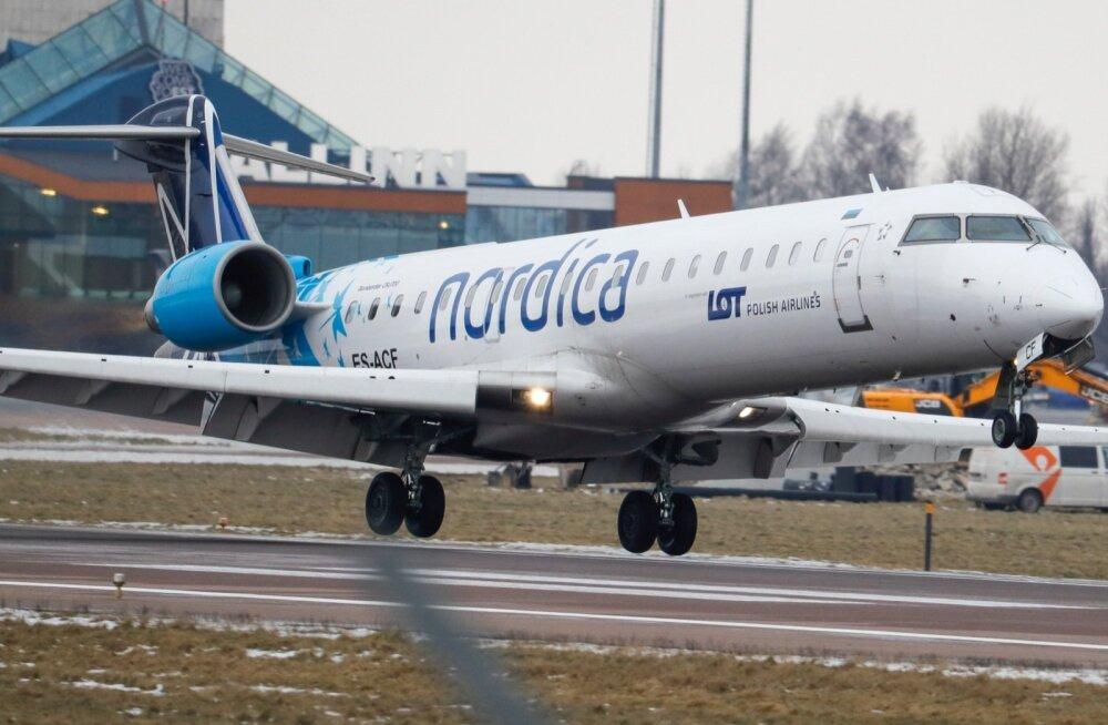 Nordica по-прежнему на подъеме – в марте национальная авиакомпания обслужила рекордное число пассажиров