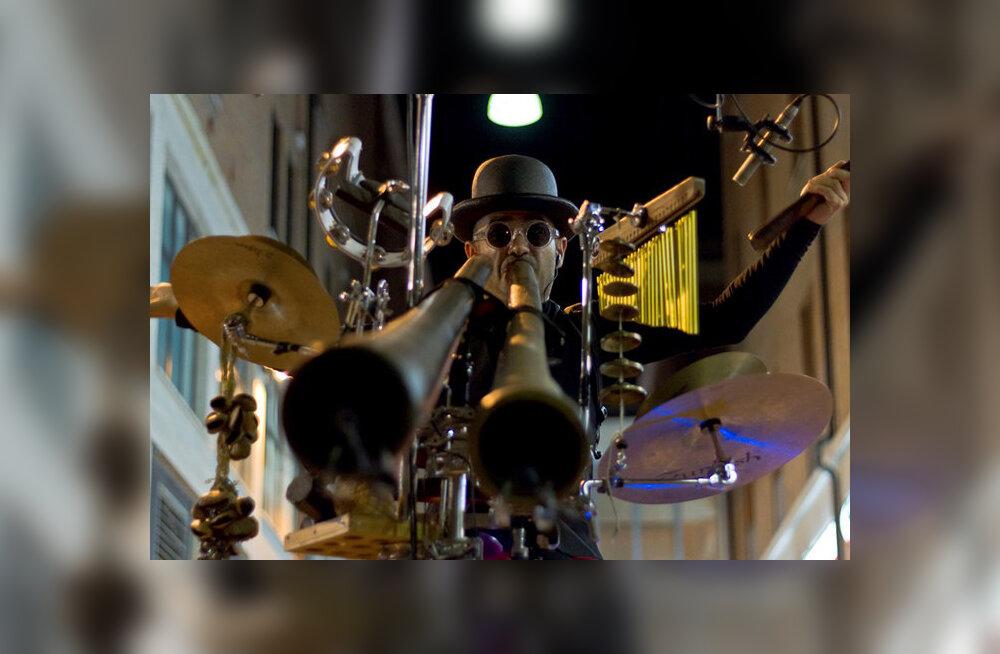 Veel üks artist teada: Õllesummeri esinejate nimistusse lisandus Hispaania tänavamuusik Señor Marküsen