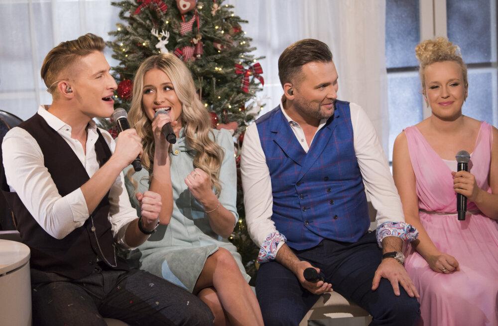 """Tubli tulemus! TV3 heategevuslik laulusaade """"Inglite aeg"""" kogus 223 539 eurot"""