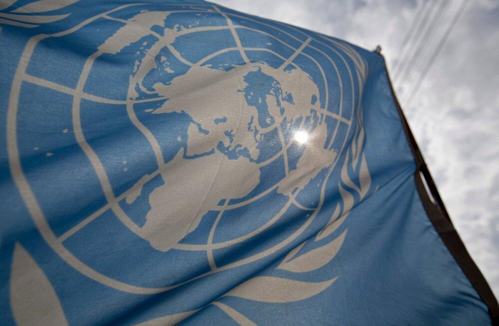 ÜRO lipp