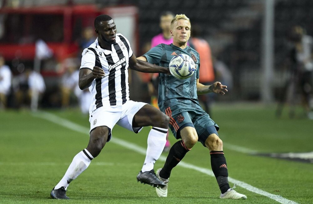 PAOK vs Ajax