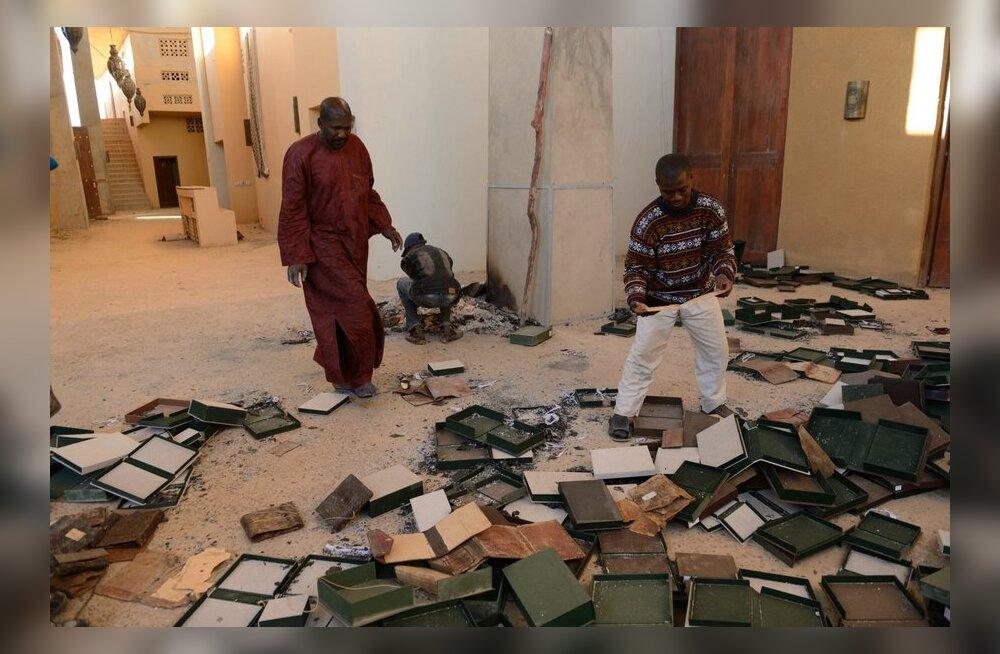 Kuraator: üle 90 protsendi Timbuktu iidsetest käsikirjadest päästeti