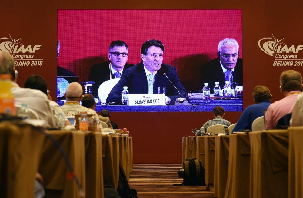 Конгресс IAAF в Дохе