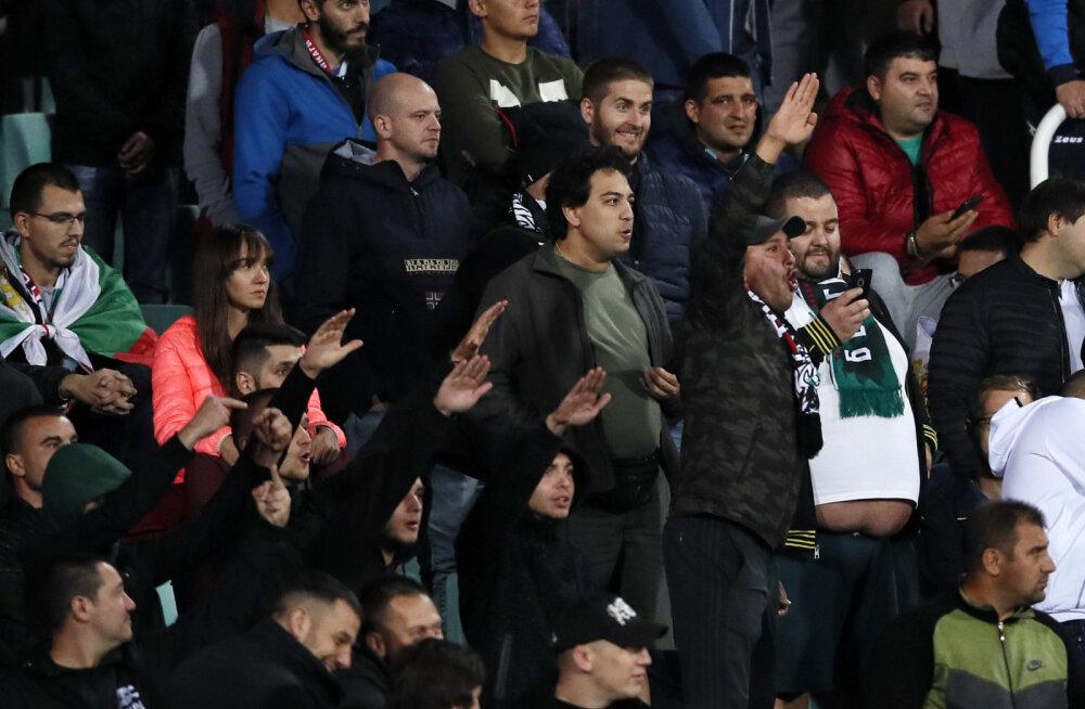 Bulgaaria koondise peatreeneri uskumatu ignorantsus: mis rassism?