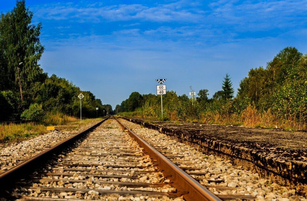 Pärnu raudtee
