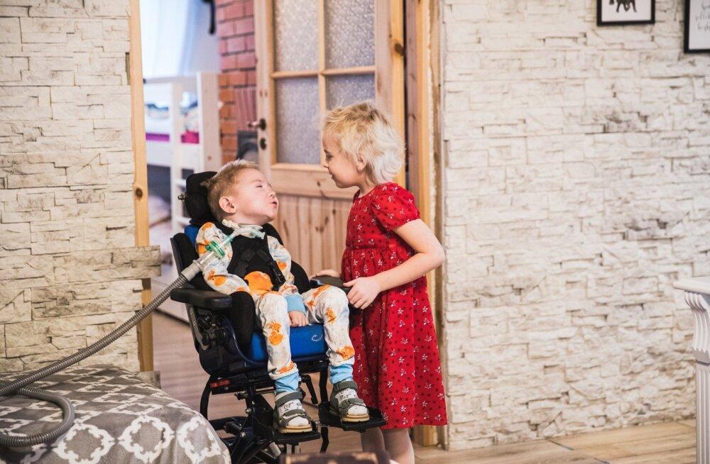 Juss-Mathias ja Adeele-Amelia