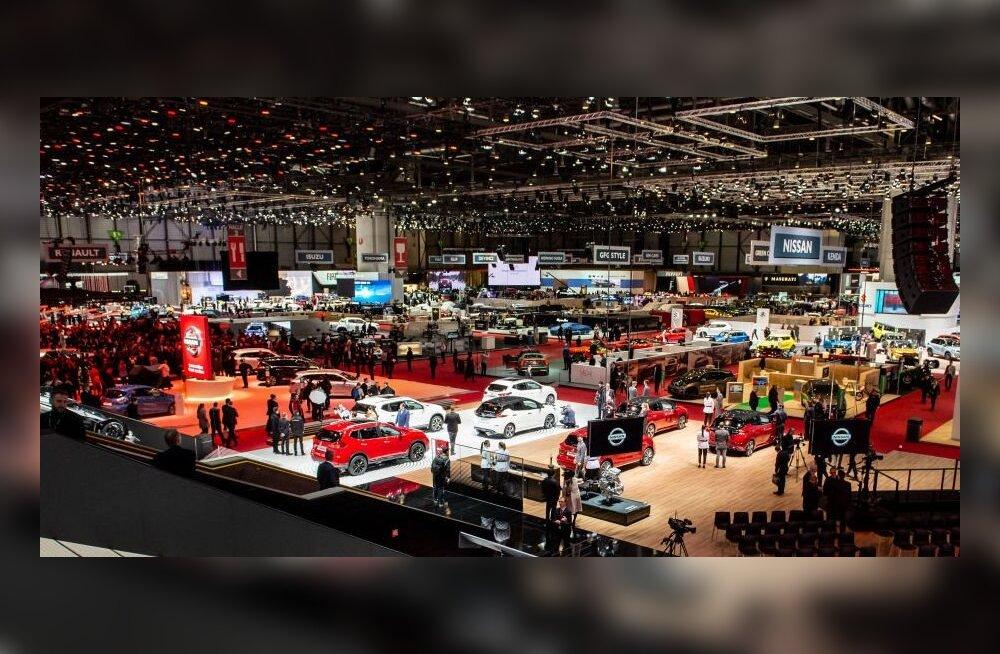 2021. aasta Genfi autonäitus jääb ära