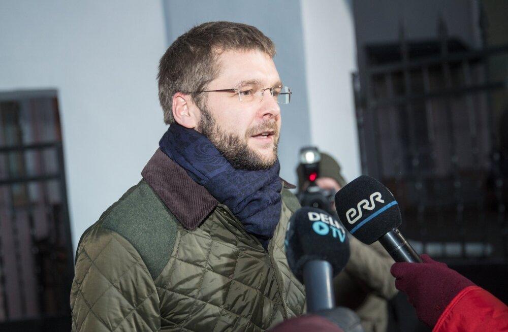 Ratas kutsus Ossinovski ja Seederi kriisikoosolekule