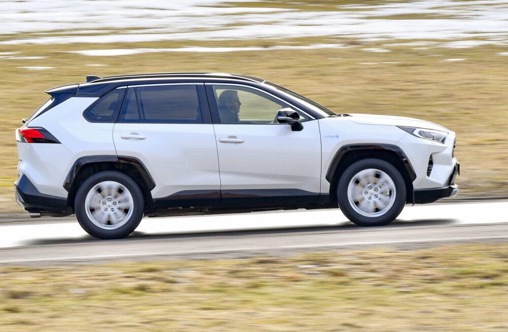 Sõiduautode müük juulis kasvas: millised margid on eestlaste seas kõige populaarsemad?