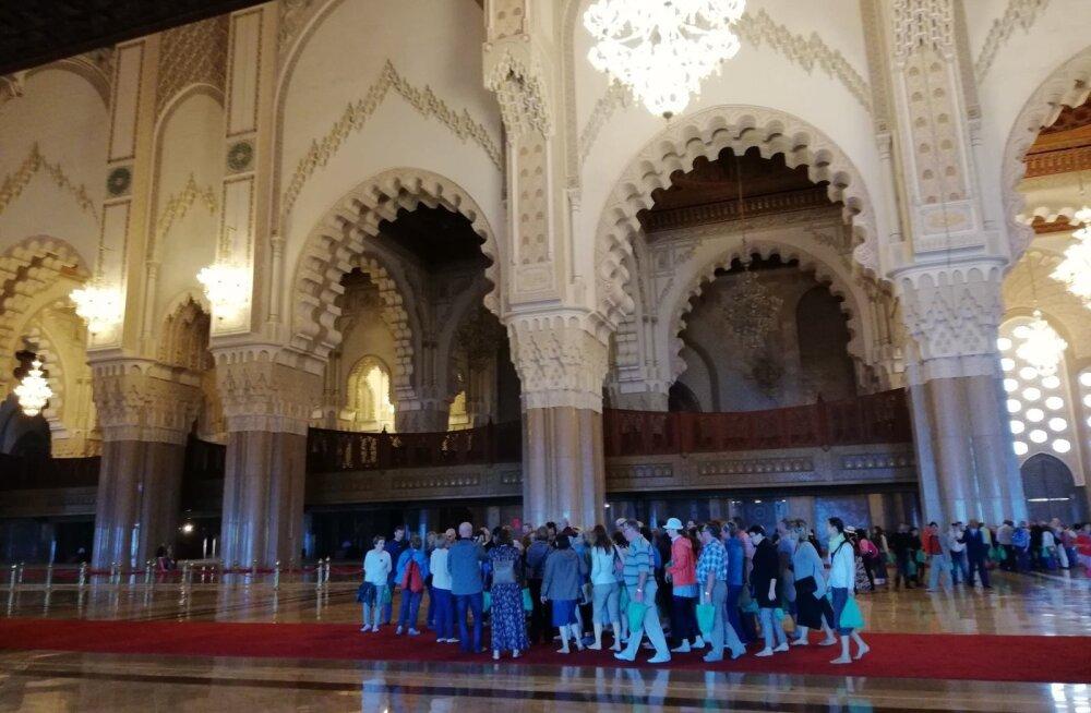 Maaleht Marokos 5. päev