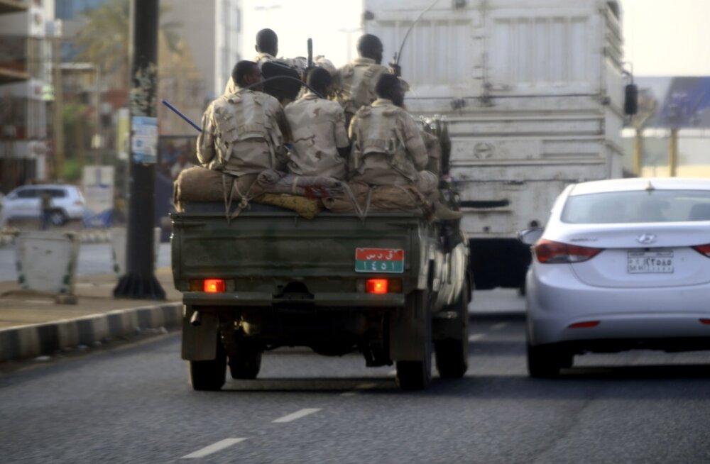 Opositsiooni teatel kasvas Sudaani meeleavalduse laialiajamisel hukkunute arv 60-ni