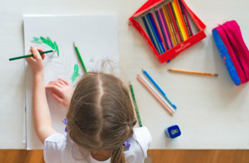 Kuidas teha vasakukäelise lapse elu lihtsamaks ja mida märgata?