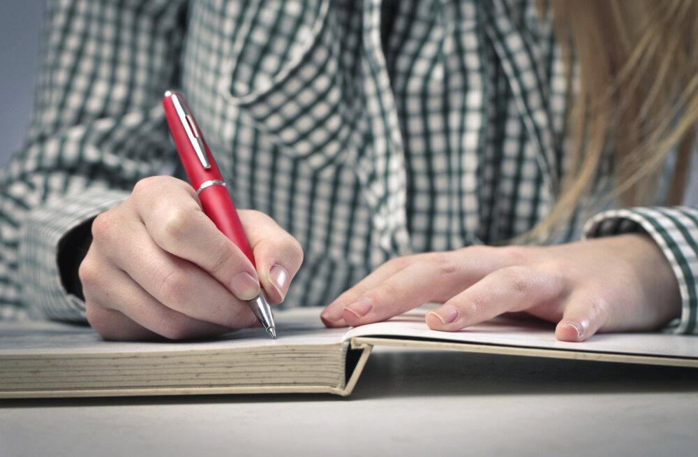 Pea päevikut: kirja pandud sõnadega annad oma unistustele väe ning lood endale uut ja paremat elu