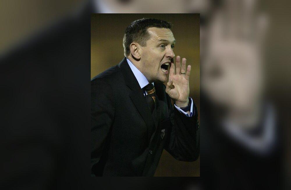 Watfordi peatreener Adrian Boothroyd