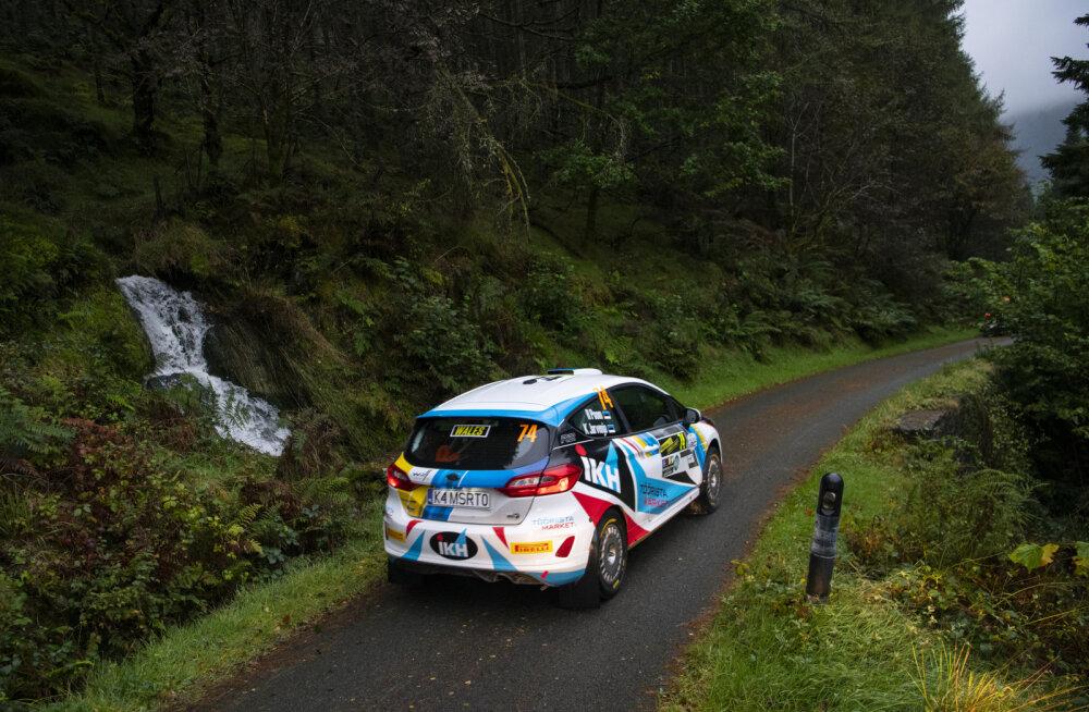 Eestis toimub ka juunioride autoralli MM-etapp