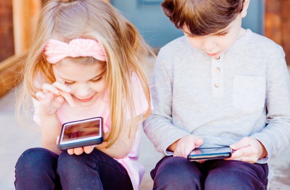 Nutisõltuvuse tagajärg: igal viiendal koolilapsel on probleeme nägemisega